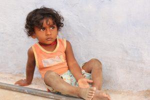 Et av mange, skjønne barn som har kapret våre hjerter