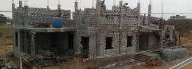 Bygget tar form